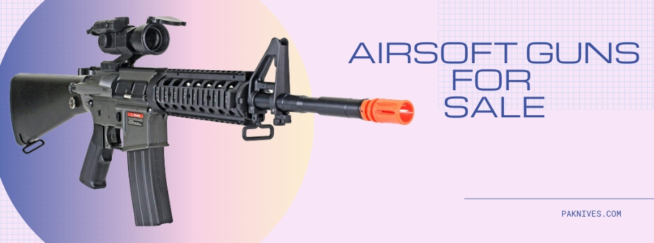 Wondering how effective airsoft guns are?