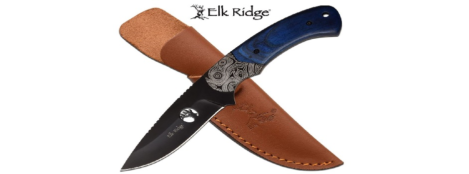 Elk Ridge Fixed Blade Hunting Knife