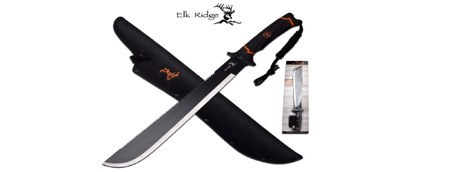 Elk Ridge Outdoor Husting Knife