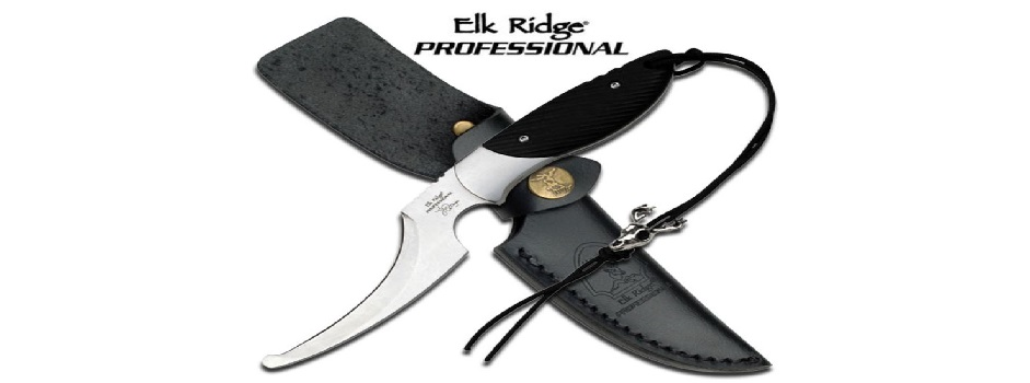 Elk Ridge Hunting Knife