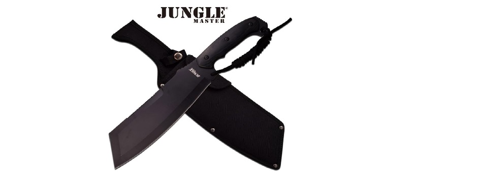 Jungle Master Machete Knife
