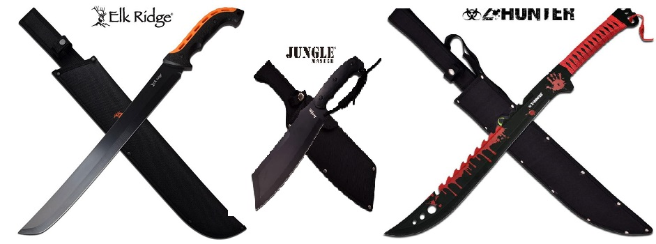 Wondering Where You Can Find Machete For Sale? Let Us Help You