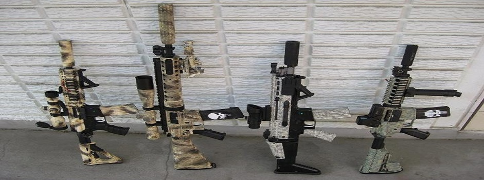 Your Best Friend for Target Practice – Buy Airsoft Guns for Sale