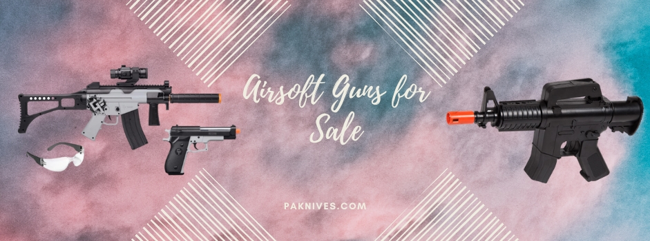 Spend Less, Risk Less – Safe Airsoft Guns for Sale