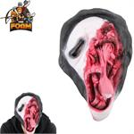 Ghost Face Scary Horror Mask For Cosplay Halloween Masquerade