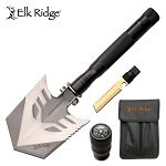 Elk Ridge Outdoor Survival Multi Function Shovel