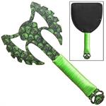Eternal Damnation Double Headed Throwing Target Practice Axe Hatchet