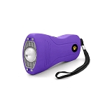 VICE Child Safety Stun Gun - Rechargeable with Safety Disable Pin LED Flashlight