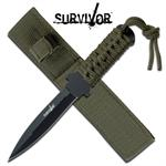 7 Inch Survivor Double Edge Survivor Knife
