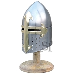 Mini Sugar Loaf Helmet With Display Stand