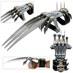 Skull and Bones Gauntlet Style Hand Claws