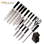 Top Chef Samurai 15 Piece Block Kitchen Knife Set