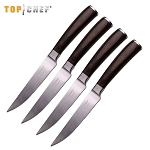 Top Chef Dynasty Kitchen Knife 4 Piece Steak Kitchen Knife Set