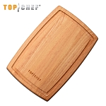 Top Chef Natural Wood Cutting Board 8 X 12