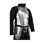 Steel Cuirass with Tassets