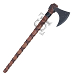 Medieval Viking Functional Battle Axe