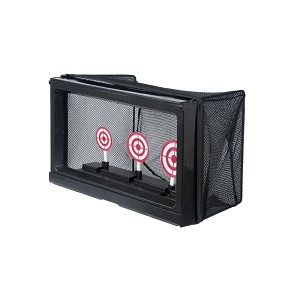 Shooting Net Airsoft Target Three Round Plastic Targets - Auto Reset