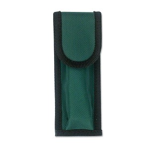 Knife Carrying Nylon Pouch Case - 12 Pieces